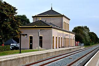 Noord-Nederlands Trein & Tram Museum Railway museum in Zuidbroek, Netherlands