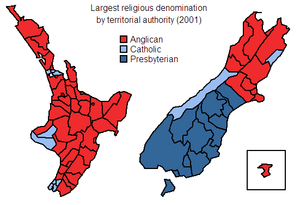 The influence of Scottish settlers is reflected in the dominance of Presbyterianism in the Deep South.