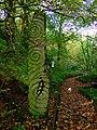 Nant-y-Coy sculpture trail - geograph.org.uk - 1011217.jpg