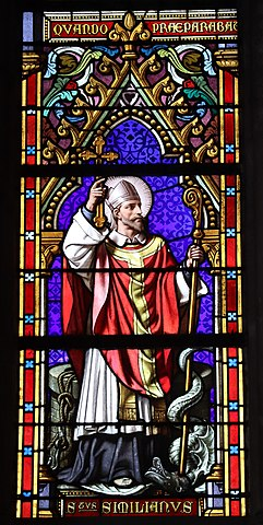 sveti Similijan - škof