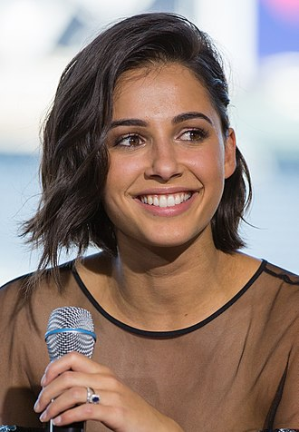 Naomi Scott - Scott in July 2016