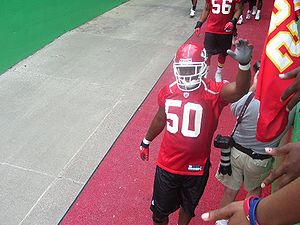 2007 Kansas City Chiefs season - Napoleon Harris was signed in March to a six-year contract.