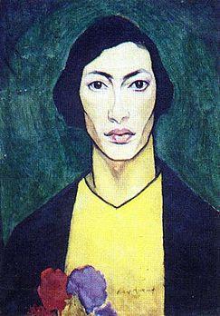 Автопортрет (1911)
