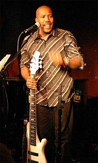 Nathan East American musician