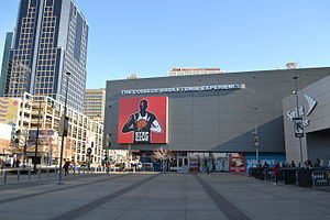 College Basketball Experience - National Collegiate Basketball Hall of Fame at The College Basketball Experience