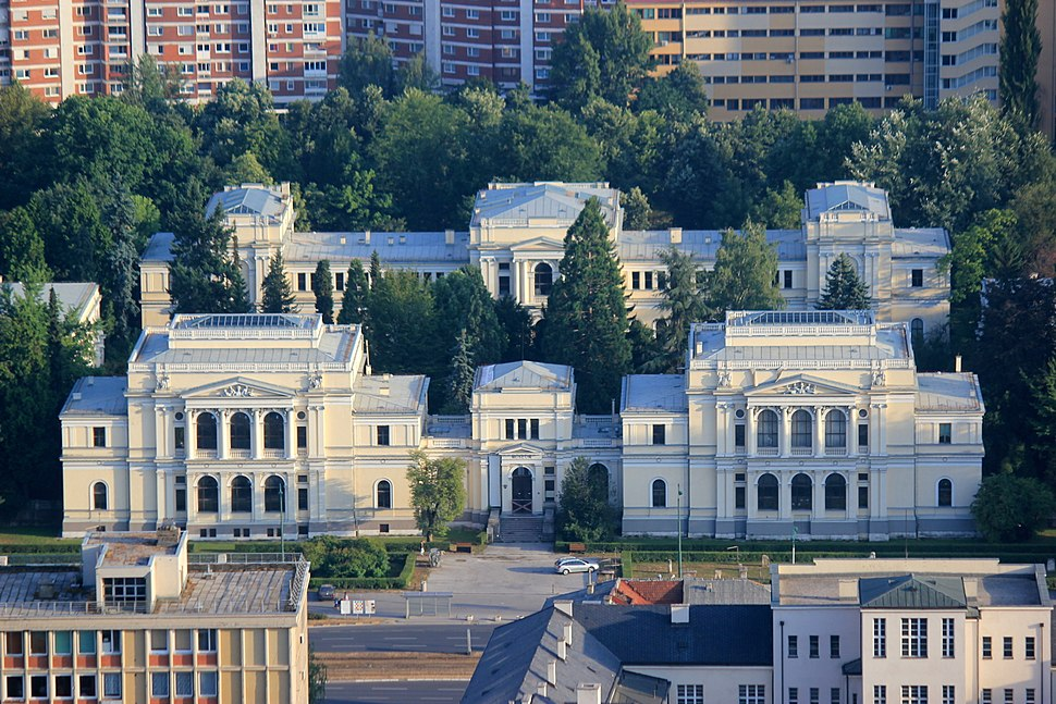 National Museum of BiH Aerial