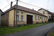 Native house of Ludvík Svoboda in Hroznatín, Třebíč District.JPG