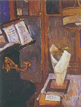 Jeanne Hébuterne - Image: Naturamorta