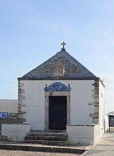 Memory Hermitage of Nazaré Church in Nazaré, Portugal