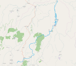 Nechí river location map openstreetmaps.png