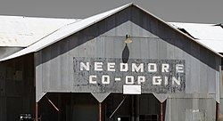 Needmore Co-Op Gin
