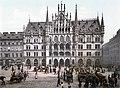 Neues Rathaus Muenchen 1900.jpg