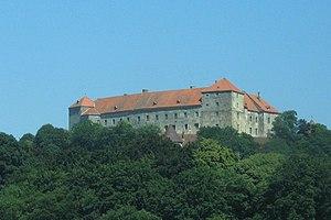 Burg Neulengbach von Westen