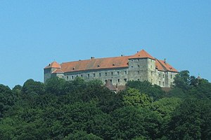 Burg Neulengbach - Image: Neulengbach Burg 01crop 2008 06 22