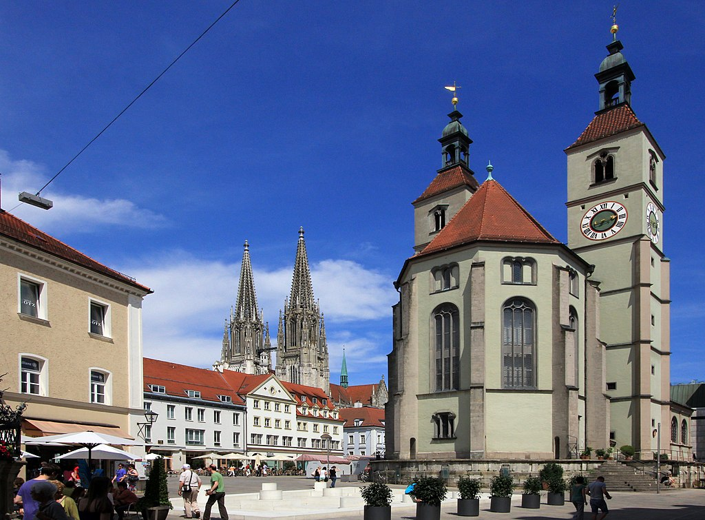 Neupfarrplatz Regensburg 175