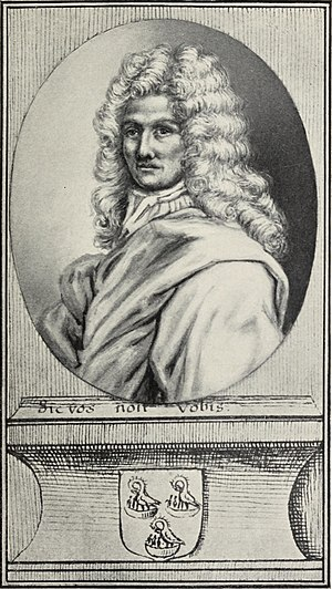 William Paterson (banker) - William Paterson, from a wash drawing in the British Museum