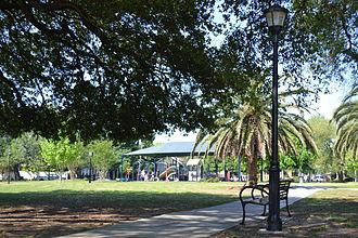 Leonidas, New Orleans - Playground in Palmer Park