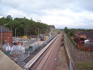Newtongrange railway station