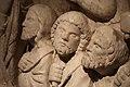 Niccolò di cecco del mercia, rilievi dell'antico pulpito di prato, 1359-60, dormitio 02.jpg