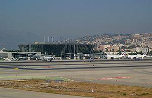 Nice Côte d'Azur Airport - Terminal 2