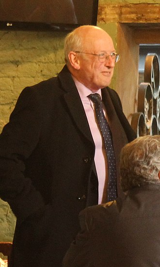 Minister for London - Image: Nick Raynsford MP