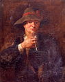 Nicolas de Fassin, L'homme à la pipe.jpg