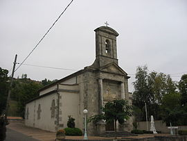 The church in Nicole