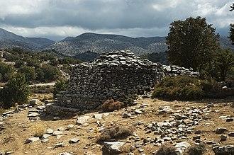 Mount Ida (Crete) - Image: Nida Plateau Mitata