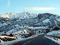 Nieve llegando a Canillas de Aceituno - panoramio.jpg