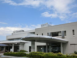 Niihama prefectual hospital1.JPG