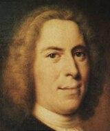 Nikolaus Ludwig von Zinzendorf (portrait by Balthasar Denner)