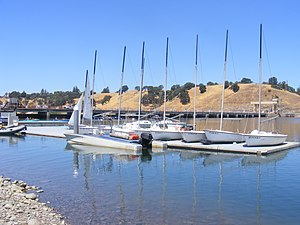 Sacramento State Aquatic Center - The Docks at the Aquatic Center