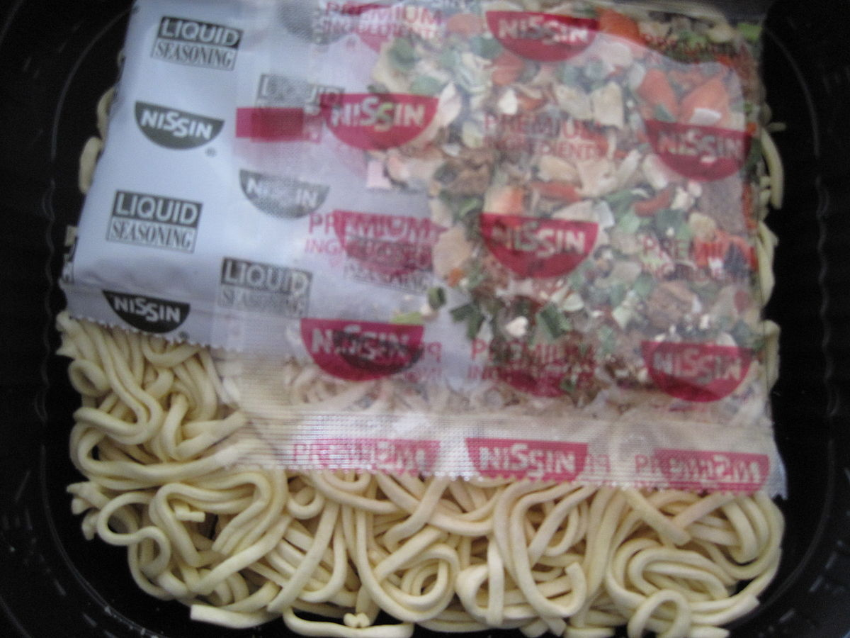 File Nissin Chow Mein Teriyaki Beef Flavor Uncooked Jpg Wikimedia Commons