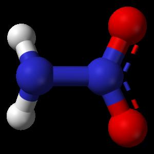 Nitramide - Image: Nitramide 3D balls