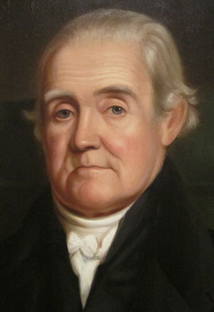 Noah Webster - Noah Webster in an 1833 portrait by James Herring