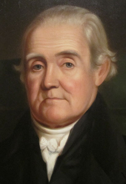 Noah Webster -> differences between British and American English 410px-Noah_Webster_pre-1843_IMG_4412_Cropped