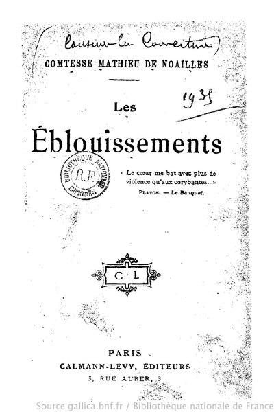 File:Noailles - Les Éblouissements, 1907.djvu