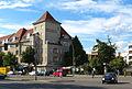 Nonnendammallee, Reisstraße Berlin-Siemensstadt.jpg
