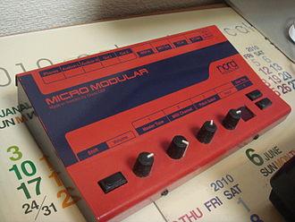 Nord Modular - Nord Micro Modular
