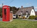 North End's telephone box - geograph.org.uk - 851311.jpg