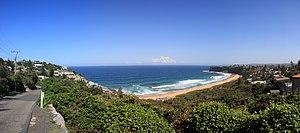 Newport, New South Wales - Bungan beach