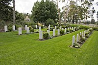 Northern side of the Wagga Wagga War Cemetery.jpg