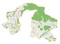 Nowy Targ (gmina wiejska) location map.png
