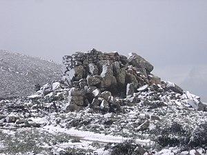 Sinnai - Nuraghe of Monte Cresia