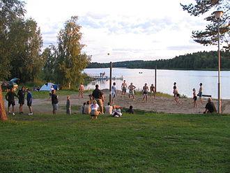 Keuruu - Image: Nyyssä0499