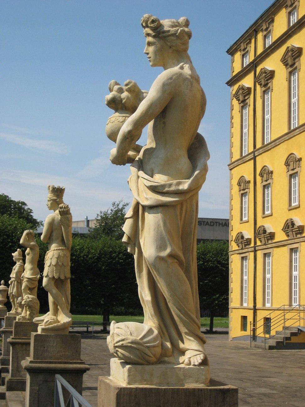 OSSkulpturenimSchlossgarten