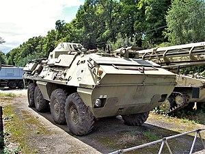 OT-64 SKOT - OT-64A SKOT-2A
