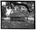 Oakland Plantation, Tenant House, Route 494, Bermuda, Natchitoches Parish, LA HABS LA-1192-T-2.tif