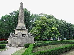 Obeliscul Leilor din Iaşi1