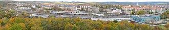 Plauen - Plauen station